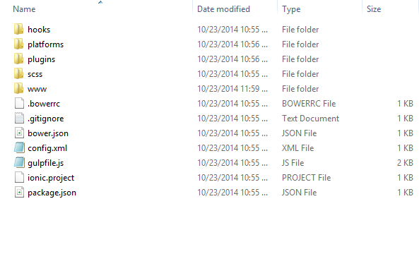 RealExchangeRate-FolderStructure